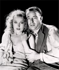 Fay Wray and Robert Armstrong